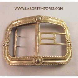 french shoe buckle