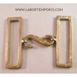 french officier buckle