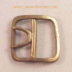french foot gaiter buckle