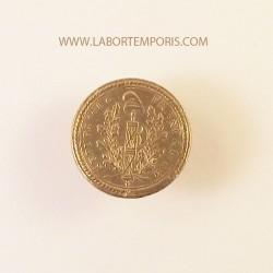 French revolution button