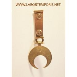 Roman belt strap-end