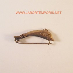 Villanovan leech fibula
