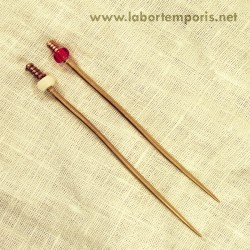 Villanovan bronze hair pins