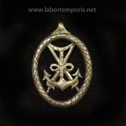 French veteran navy medal