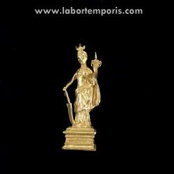 Roman Fortuna statue