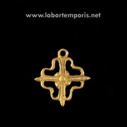 Medieval cross pendant