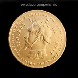 medaglia francese 1870